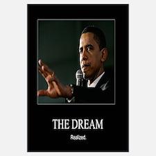 Obama -Dream Realized
