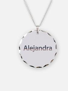 Alejandra Stars and Stripes Necklace