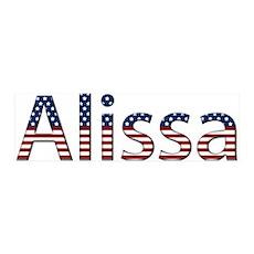 Alissa Stars and Stripes 42x14 Wall Peel