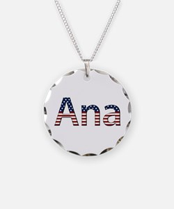 Ana Stars and Stripes Necklace