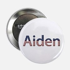 Aiden Stars and Stripes Button