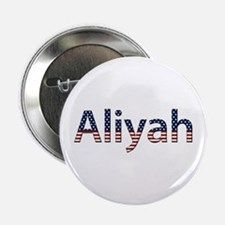 Aliyah Stars and Stripes Button