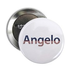 Angelo Stars and Stripes Button