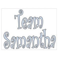 Team Samantha Poster