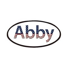 Abby Stars and Stripes Patch