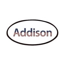 Addison Stars and Stripes Patch