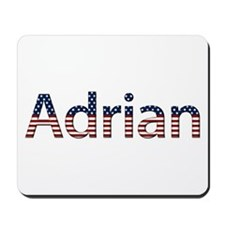 Adrian Stars and Stripes Mousepad