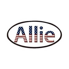 Allie Stars and Stripes Patch