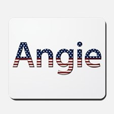Angie Stars and Stripes Mousepad