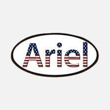 Ariel Stars and Stripes Patch