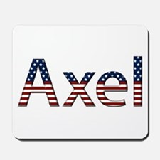 Axel Stars and Stripes Mousepad