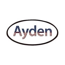 Ayden Stars and Stripes Patch