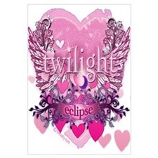 Twilight Eclipse Pink Heart