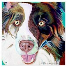 Herding Dog Poster