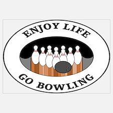 Enjoy Life Go Bowling