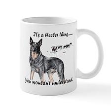 Its A Heeler Thing.... Mugs