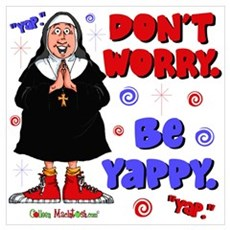 Don't Worry Be Yappy Poster