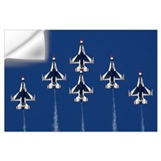 USAF Thunderbirds Wall Decal