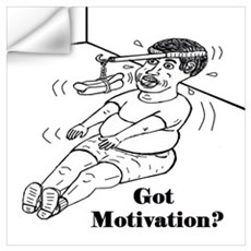 GOT MOTIVATION? Wall Decal