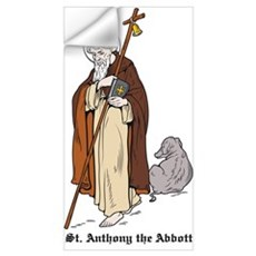 St. Anthony Wall Decal