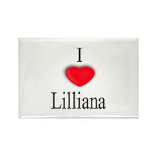 Lilliana Rectangle Magnet