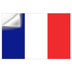 Flag of France Wall Decal