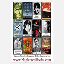 Cute Some of the authors and titles featured on www.neg Wall Art
