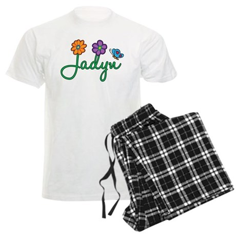 Jadyn Flowers Men's Light Pajamas