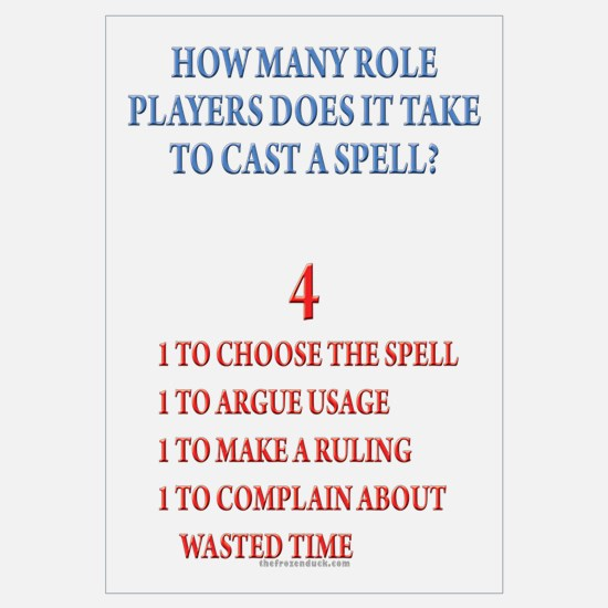How many players...