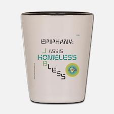HIA Epiphany design Shot Glass