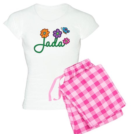 Jada Flowers Women's Light Pajamas