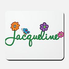Jacqueline Flowers Mousepad