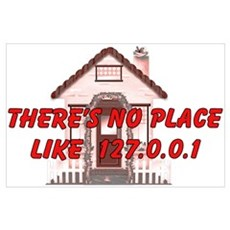 No Place like 127.0.0.1 Poster