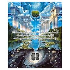Revelations 22:14 Poster