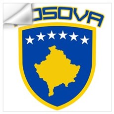 Kosova Coat of Arms Wall Decal