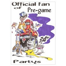 tailgate parties Poster