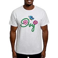 Ivy Flowers T-Shirt