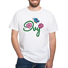 Ivy Flowers Shirt