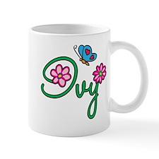 Ivy Flowers Mug