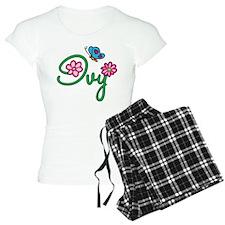 Ivy Flowers Pajamas