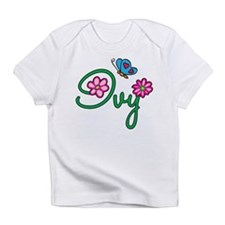 Ivy Flowers Infant T-Shirt