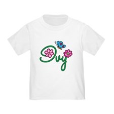 Ivy Flowers T