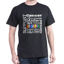 Support All Cancers T-Shirt