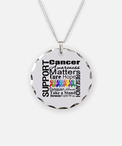 Support All Cancers Necklace