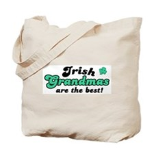 Irish Grandmas Tote Bag