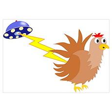 Chicken Zap! Poster