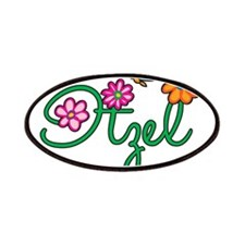 Itzel Flowers Patches