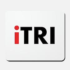 iTRI Triathlon Mousepad