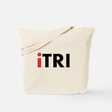 iTRI Triathlon Tote Bag