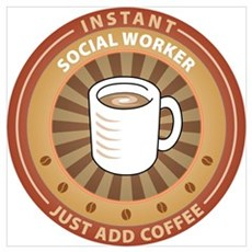 Instant Social Worker Poster